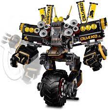THE LEGO NINJAGO MOVIE Cole's Donner-Mech 70632 Cooles Kinderspielzeug:  Amazon.de: Spielzeug