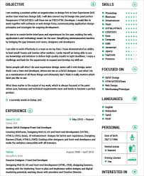 Front End Developer Resume Extraordinary 28 Sample FrontEnd Developer Resumes Sample Templates