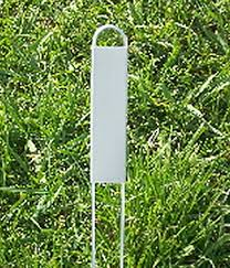 garden labels. A: Hairpin Style Plant Labels Garden