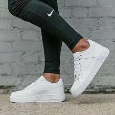 womens nike air force 1 white. Womens Nike Air Force 1 White M