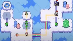 Super Mario Maker 2's World Editor ...