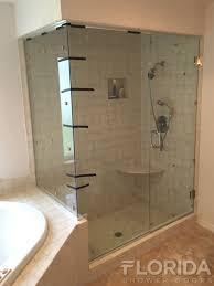 fabulous all glass shower enclosure frameless enclosures florida shower doors manufacturer