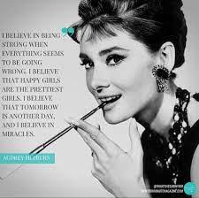 Audrey hepburn quotes ...
