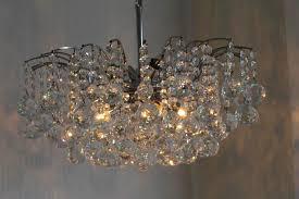 austrian vintage swarovski crystal chandelier for