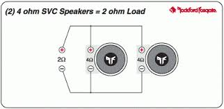 speaker wiring diagram parallel wiring diagrams dual voice coil dvc wiring tutorial jl audio help center