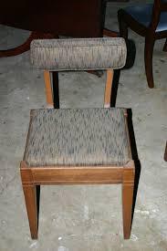 vintage mid century modern singer sewing machine chair bench within with storage decor 4