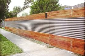 how to build a corrugated metal fence brick fence ideas fascinating cool fence design with big brick fence design ideas corrugated metal fence use