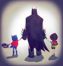 Cool Art Cool Art Batman Is Now Batdad By Andry Rajoelina Djteddyeddy
