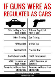if s were as regulated as cars anonymous