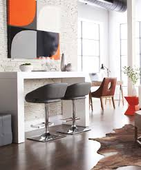 faro white cshape counter table  buy wooden bar tables