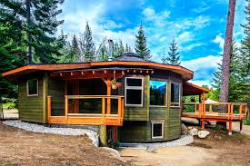 Beautiful A Firsthand Look At The Magnolia 2300 Yurt   The First Energy Star Home In  British Columbia | Inhabitat   Green Design, Innovation, Architecture, ...