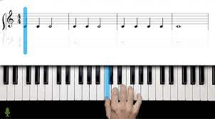 Now you can look at 2 beats, or even an entire measure, at a time. Learn To Read Piano Sheet Music Faster