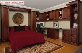 murphy bed home office combination. Open Murphy Bed And Home Office Combination - Http://officedesksbuy.com/ Murphy M
