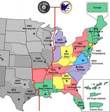 dvids  images  navy recruiting district map