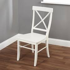 simple living furniture. simple living easton antique white crossback chair furniture b