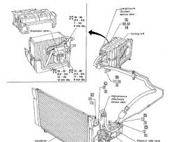2004 accord spark plug wiring diagram 2004 discover your wiring nissan altima evaporator location