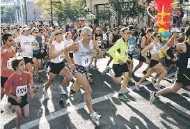 Phoenix 10K event draws 10,000 runners - PressReader