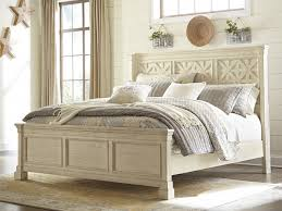 white panel bed. Modren White Bolanburg Queen Panel Bed In Antique White With T