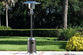 fire sense patio heater mocha commercial review infrared manual