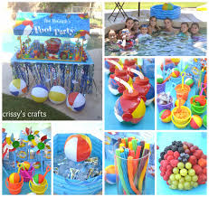 pool party supplies. Plain Party Pool Party Summer 2014 Inside Supplies T