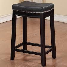 padded saddle bar stools. Bar Stools:Stunning Inspiration Ideas Padded Saddle Stools Design Sorrentos Bistro Home Brown Wooden B
