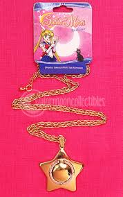 sailor moon star locket necklace review