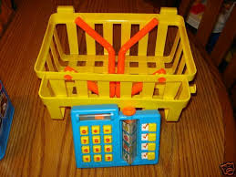 Shopping List Price Calculator Fisher Price Calculator W Shopping List Growing Up In The 80s And