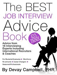 Amazon Com The Best Job Interview Advice Book Ebook See