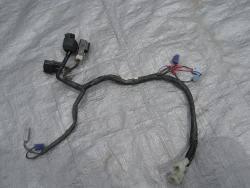 2005 yamaha r6 wiring harness 2005 image wiring 03 05 yamaha r6 06 10 r6s headlight wiring harness canyon moto on 2005 yamaha r6