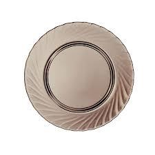 <b>Тарелка обеденная Luminarc</b> Ocean Eclipse L5078 24,5см: купить ...