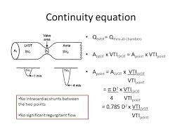 6 continuity equation