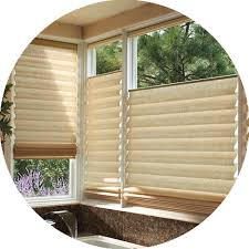 Blindscom Brand Cordless TopDown BottomUp Cellular Shades In Window Blinds Up Or Down