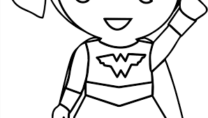 wonder woman coloring page free printable general of logo and within sheet