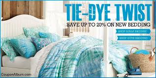 blue and green tie dye bedding designs