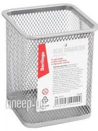 Купить <b>Подставка</b>-<b>стакан Berlingo Steel &</b> Style Silver BMs_41111 ...