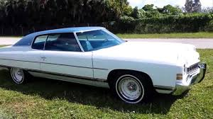 1972 Chevrolet Caprice Classic with rare BB 402ci For Sale - YouTube