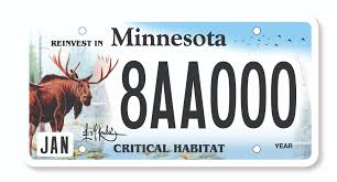 new car plate releaseKouba moose on new critical habitat license plate News Releases