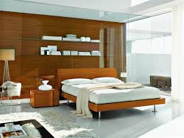 Wonderful Solid Wood Contemporary Bedroom Furniture Photo   1