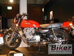 1977 suzuki gs 750 specifications and