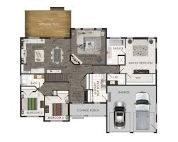 ranch house plans with sunken living room best of 1107 best house plans images on