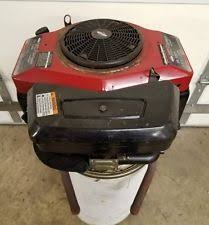used briggs and stratton engines 19 5hp briggs and stratton 461707 0145 i c engine vertical shaft twin cylinder