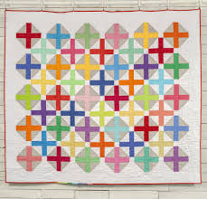 New Quilt Pattern for Sale - Hopscotch - Diary of a Quilter - a ... & This pattern is called Hopscotch and was the Craftsy mystery quilt in June.  It is now available for wide release and can ... Adamdwight.com