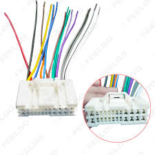 popular kia radio wires buy cheap kia radio wires lots from 10pcs car audio stereo wiring harness adapter plug for hyundai kia 05~08