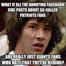 What if all the annoying facebook girl posts about so-called ... via Relatably.com