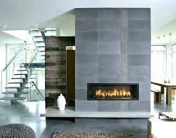 modern fireplace tile. Glass Tile Fireplace Surround Modern Stacked Stone Bower Power Ideas H