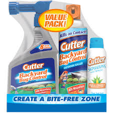 Cutter Backyard Mosquito and Bug Control 3-Count Insect Killer