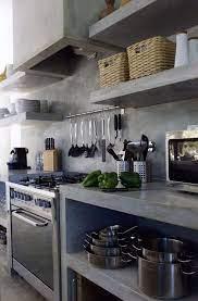 Breadandolives Industrial Kitchen Design Concrete Kitchen Kitchen Inspirations