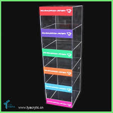 Cell Phone Accessories Display Stand Beauteous Wholesale 32tier Iphone Cases Counter Display Clear Cellphone