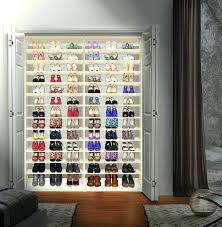 closetmaid shoe organizer custom shoe closet double module shoe storage space custom shoe storage closet shoe closetmaid shoe organizer