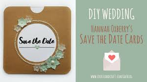 Diy Wedding Invitations Handmade Save The Date Cards Your